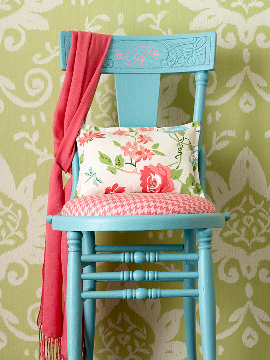 A Colorful Spring Ahead: This Season's Home Decorating Trends