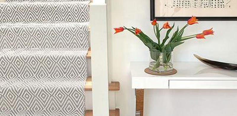 Modern staircase patterns