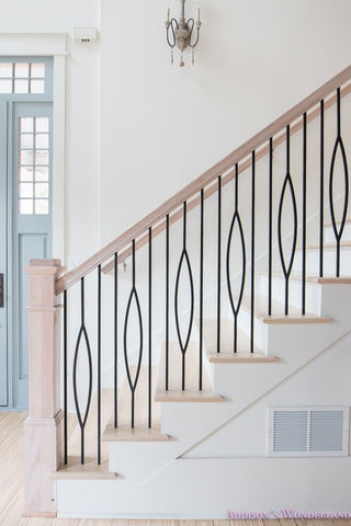 Iron staircase designs