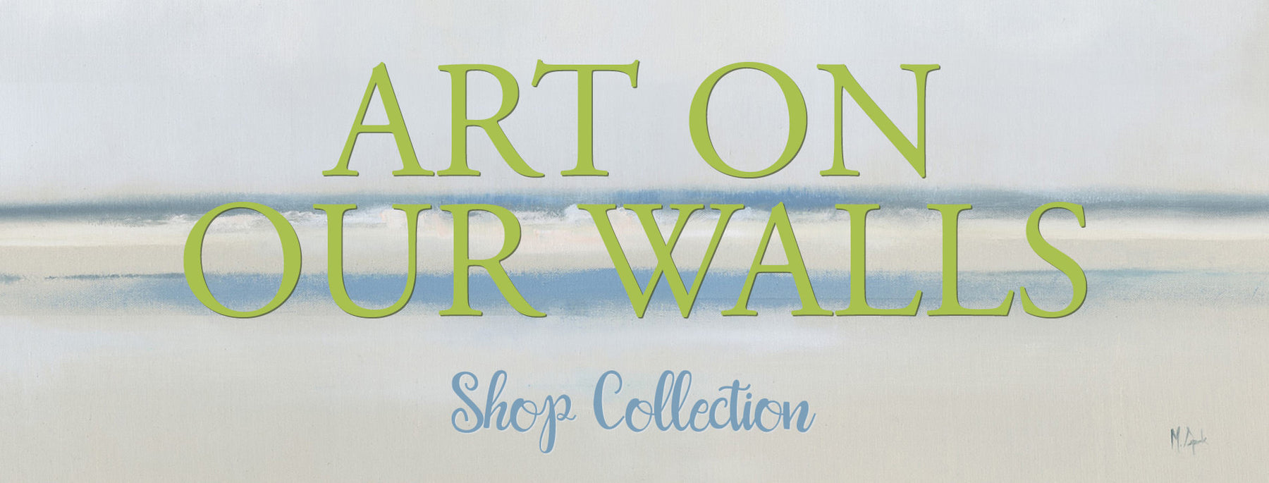 Shop the Art on our Walls collection