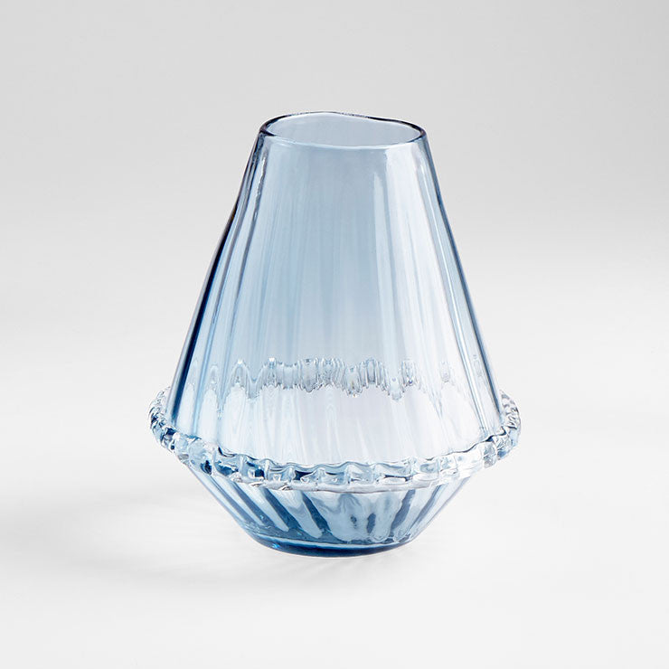 Medium Blue Persuasio Vase