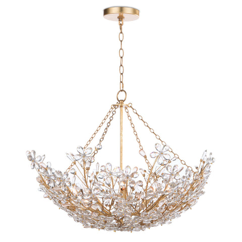Cheshire Basin Chandelier