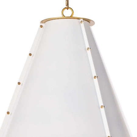French Maid Chandelier Small