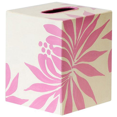 Dahlia Kleenex Box (Available in 4 Colors)