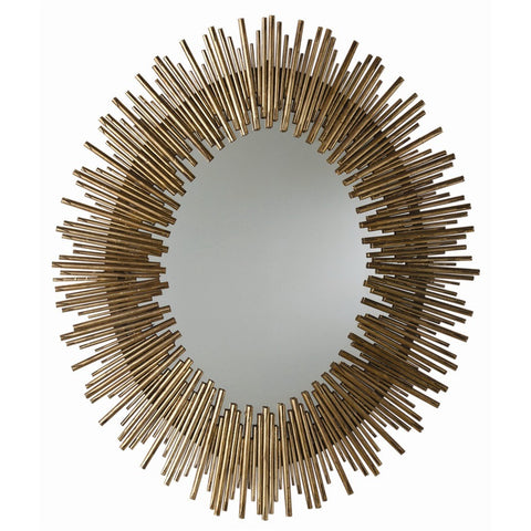 Prescott Large Oval Mirror