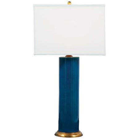 Melrose Turquoise Lamp