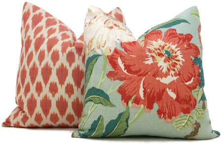 Enchanted Garden Pillow