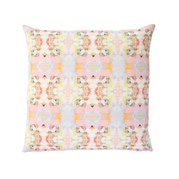 Brooks Avenue Pink Pillow
