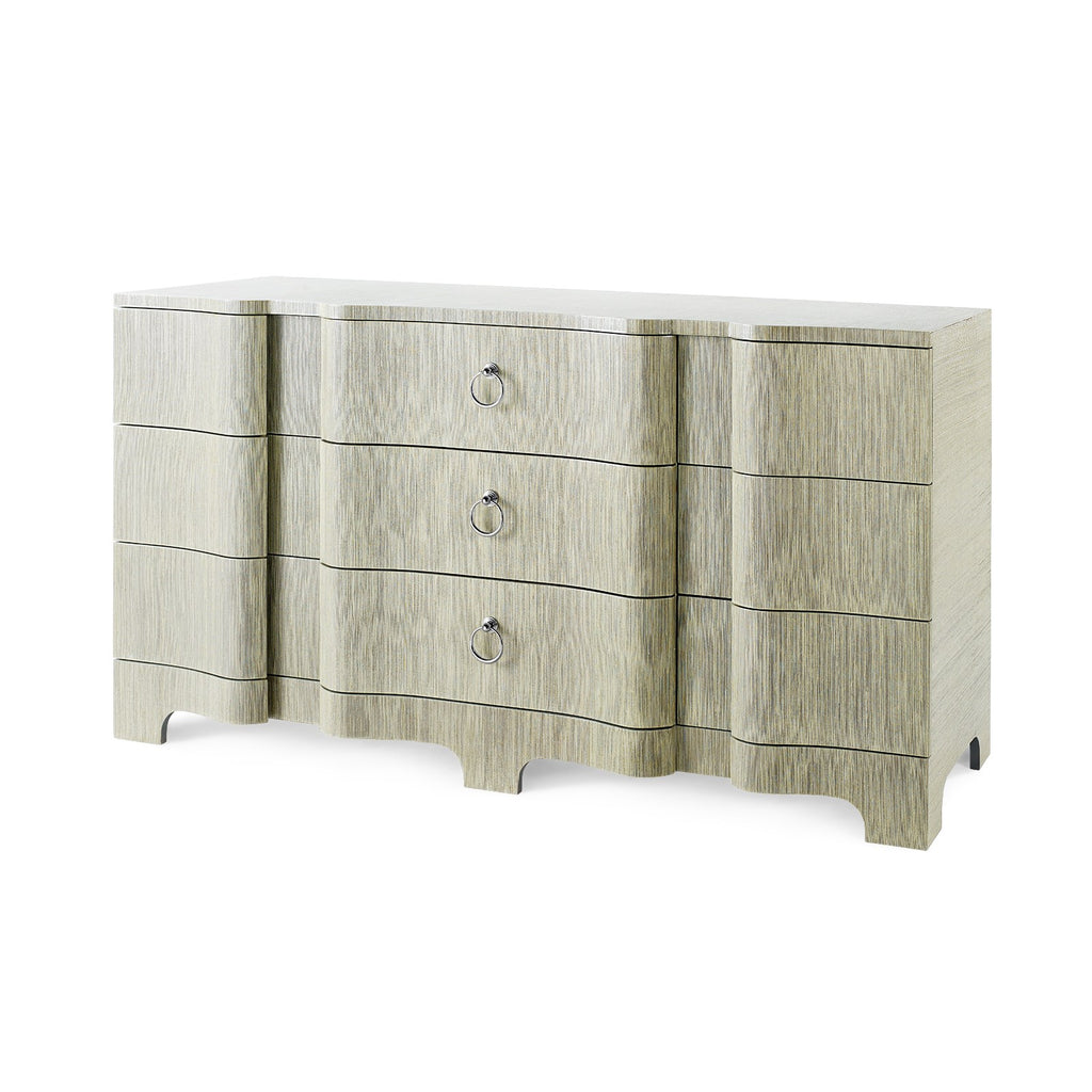 Bardot Extra Large 9-Drawer in Sage Green
