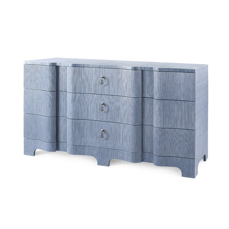 Bardot Extra Large 9-Drawer in Navy Blue