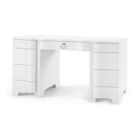Bouquet Desk in White