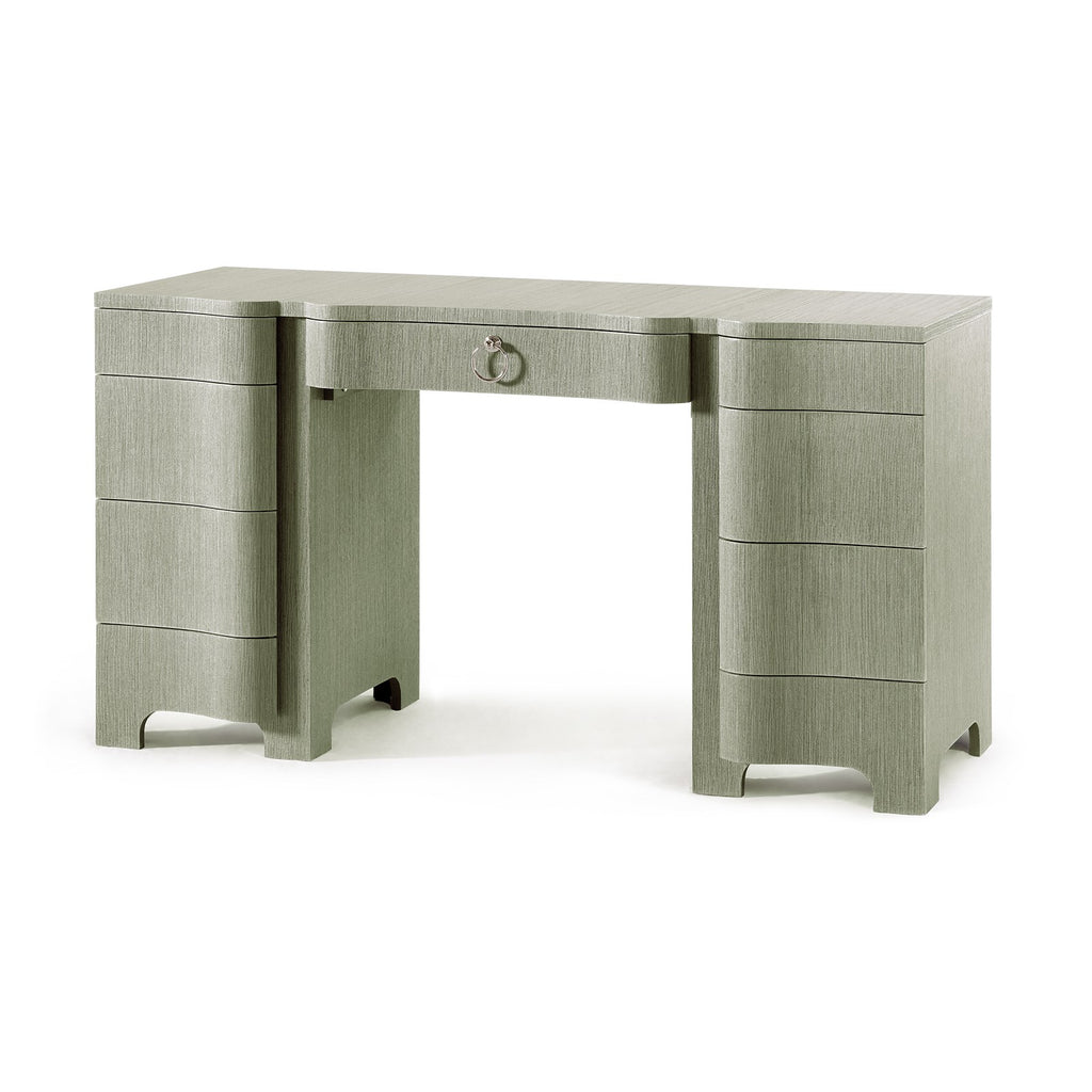 Bouquet Desk in Sage Green