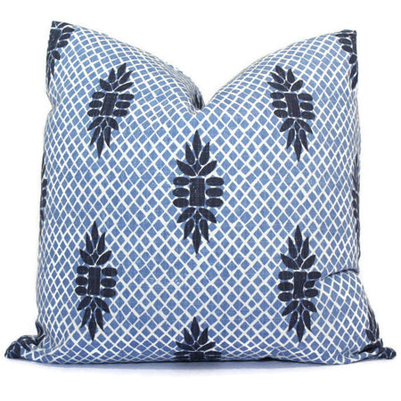 Boca Indigo Pillow