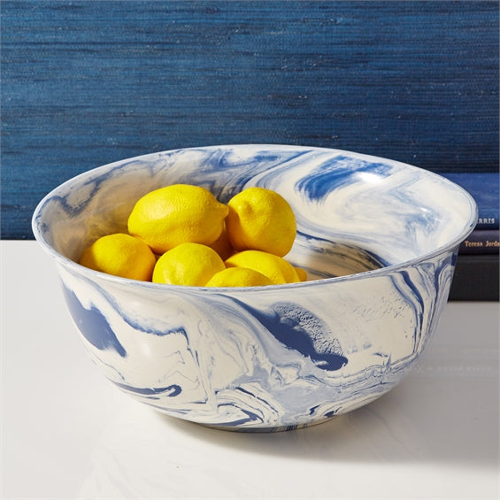 Blue Terre Melee Bowl