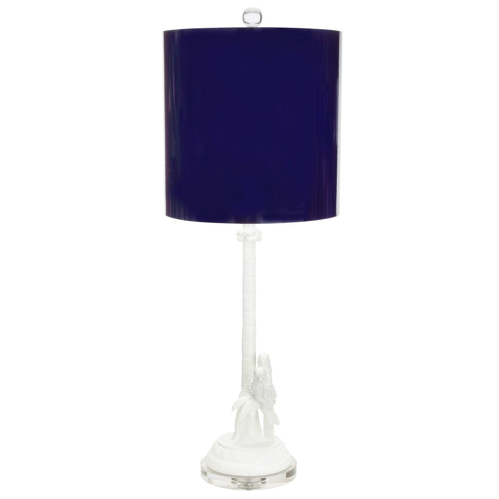 Parrot Palm Table Lamp