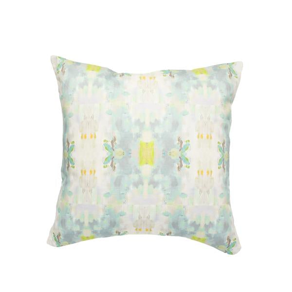 Coral Bay Green  Pillow