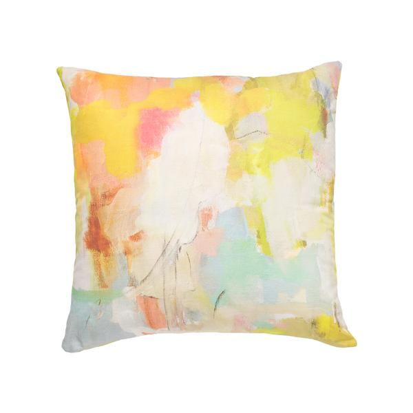Coral Bay Orange  Pillow