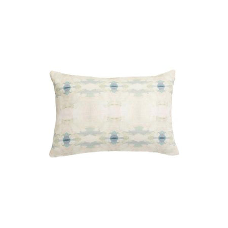 Coral Bay Pale Blue Sunbrella Pillow