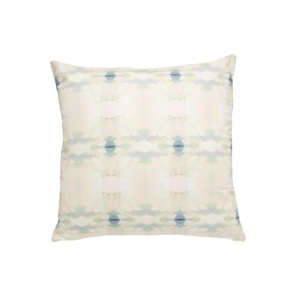 Coral Bay Blue Pillow