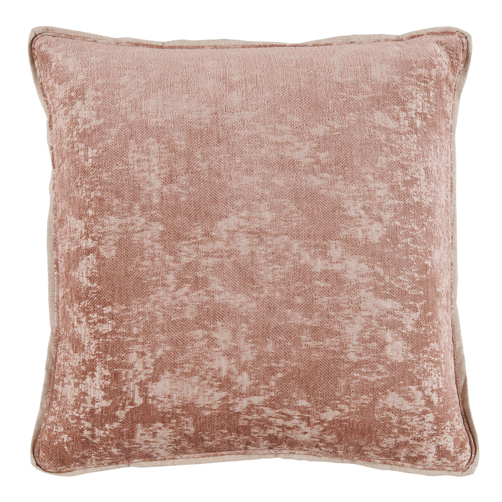 Medici Blush Antiqued Pillow