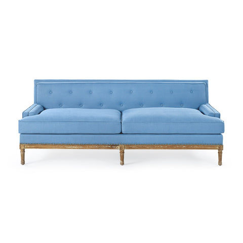 Davis Sofa in Blue