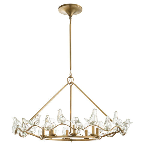 Dove Small Chandelier