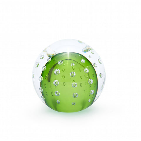 Dante Paperweight in Green