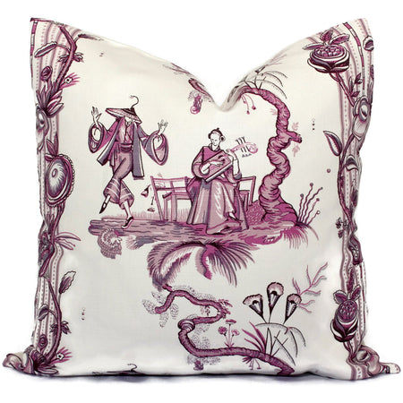 Danse Chinois Pillow