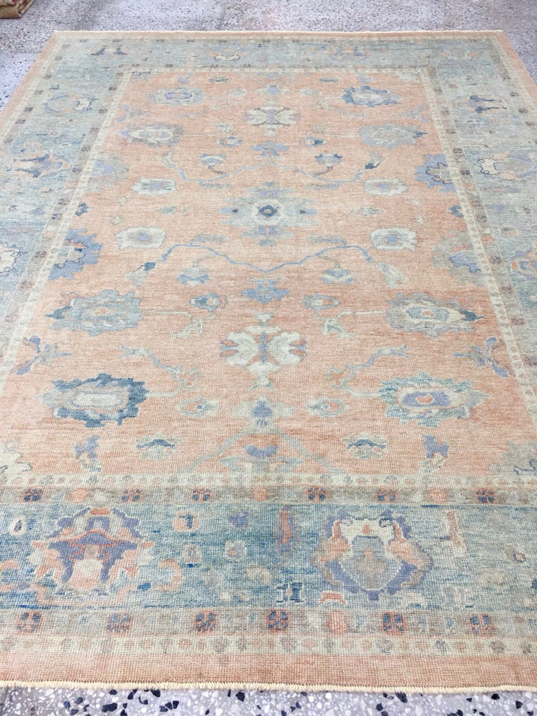 Blush Turkish Rug