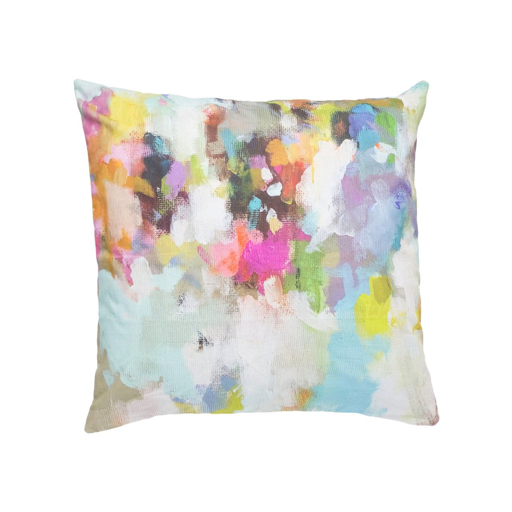 Indigo Girl Pillow