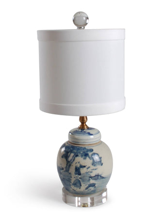 Small Figures Lamp