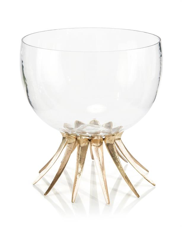 Luxe Round Bowl