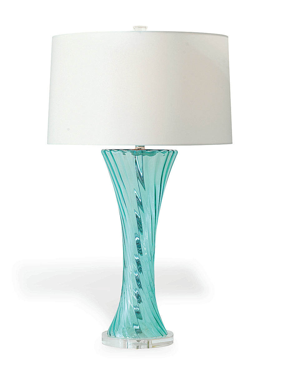 Bella Aqua Lamp