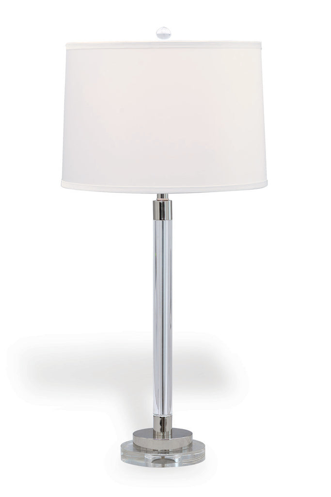 Maxwell Nickel Lamp
