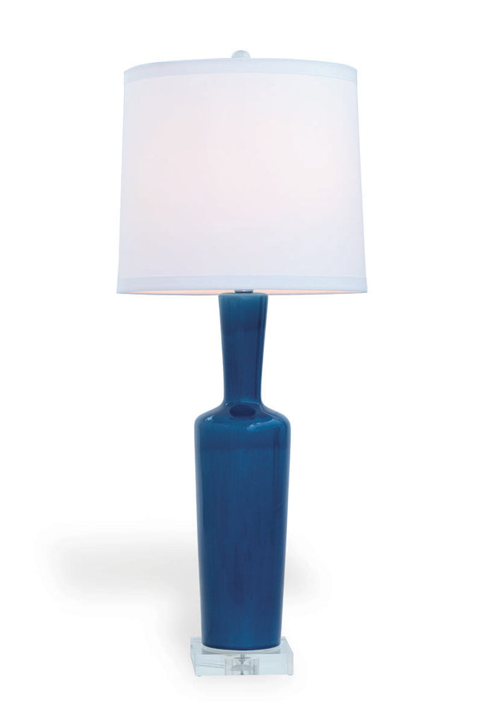Brentwood Blue Lamp