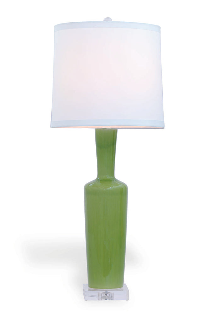 Brentwood Apple Lamp