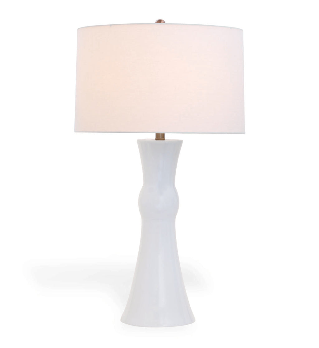 Calistoga White Lamp