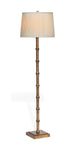 Lauderdale Gold Floor Lamp