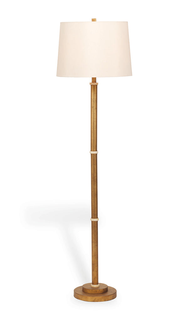 Diana Gold Floor Lamp