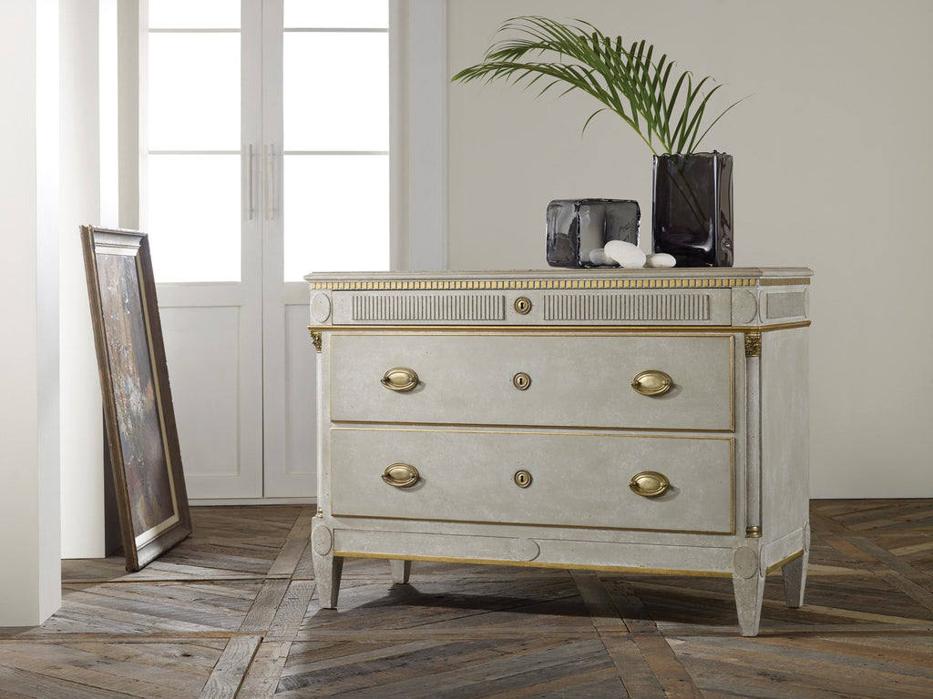 Danish 3 Drawer Commode