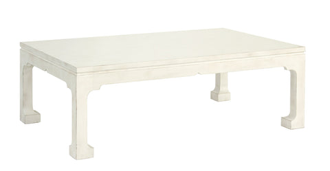 Morris Coffee Table Cashew (Rustic Matte Finish)