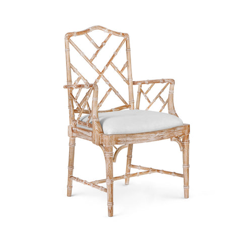 Quay Arm Chair in Natural