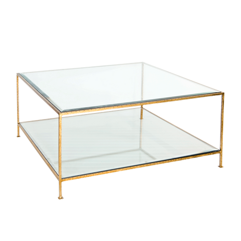 Quadro Cocktail Table