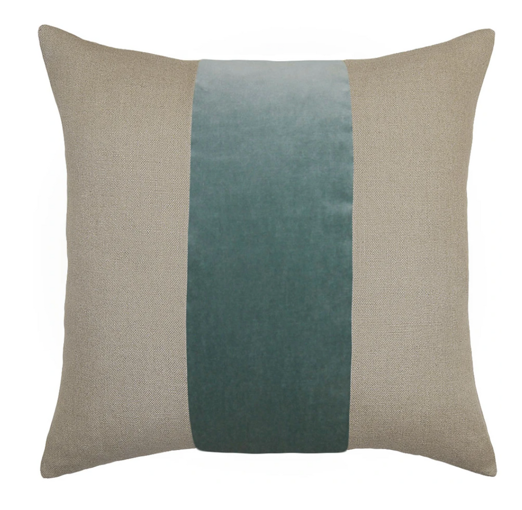 Ming Linen Stone Pillow