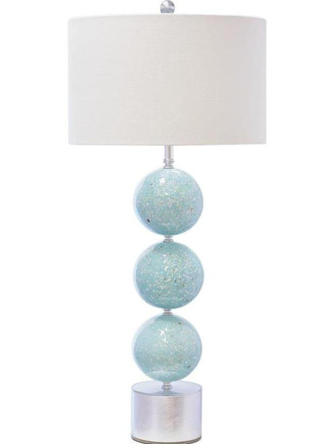 Selena Table Lamp, Light Green