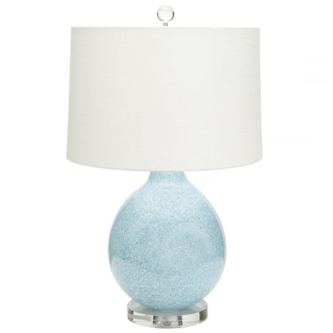 Tilly Blue Table Lamp