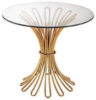 Flared Rope Entry Table