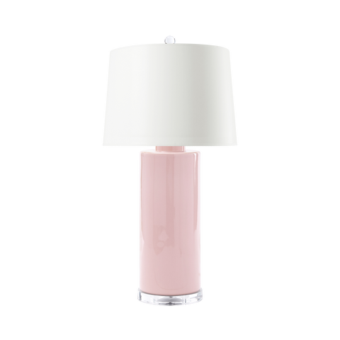 Formosa Lamp in Blush