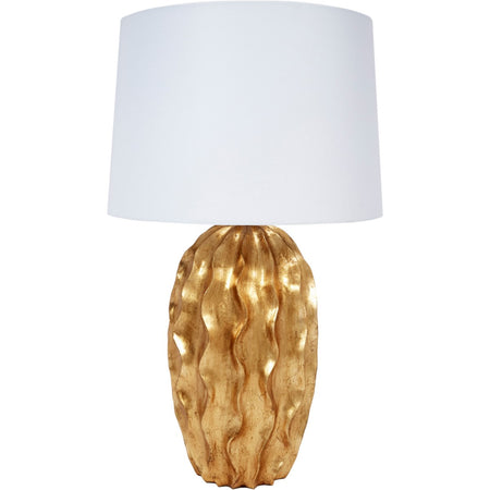Large Stanton Wave Table Lamp