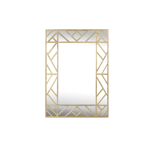 Meghan Gold Mirror